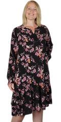Zhenzi - Blomstrad klänning