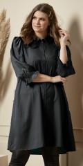 Zhenzi - Pyper skjorta klänning
