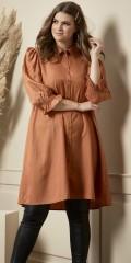 Zhenzi - Pyper skjorte kjole