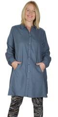 Cassiopeia - Senta lång babysammets skjorta