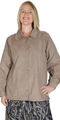 Cassiopeia - Senta skjorte i babyfløjl