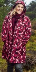 CISO - Parca jacket with print