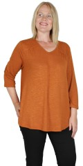 CISO - Blouse with v neck