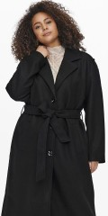 ONLY Carmakoma - Emma Trenchcoat in uldlook