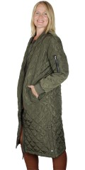 ONLY Carmakoma - Jessica x-lang quilted coat