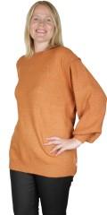 Zhenzi - Belva strik pullover meleret