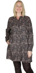 Cassiopeia - Wenella long shirt with print