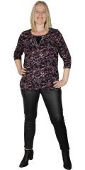 Zhenzi - Misti blouse with zipper