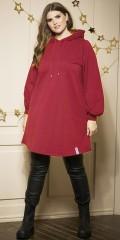 Zhenzi - Penni long hoodie/tunica