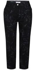 Zhenzi - Stomp legging pants with print