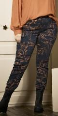 Zhenzi - Stomp bukse med trykk