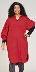 Studio Clothing - Birte shirt dress with puff