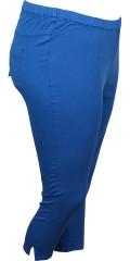 DNY (MARC LAUGE) - Jeans-leggings med baglommer og elastik i taljen og med strech.