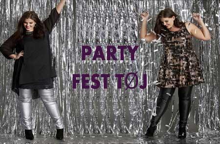 PARTY-FESTTØJ